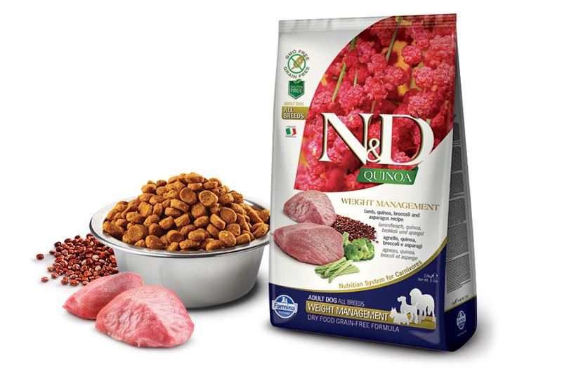 Dietna hrana za pse N&D Quinoa Weight Management